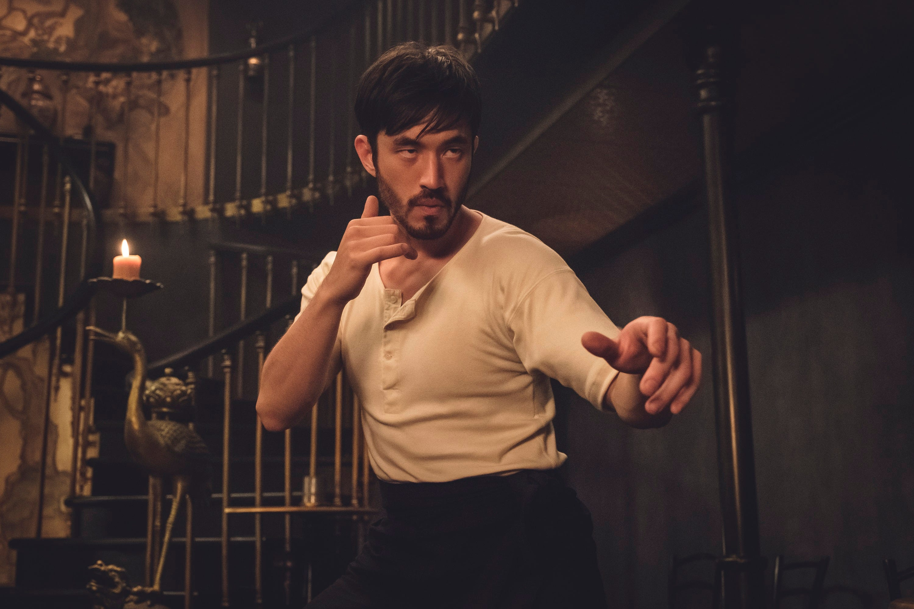 Bruce Lee's martial-arts legacy lives on with Cinemax's two-fisted 'Warrior'