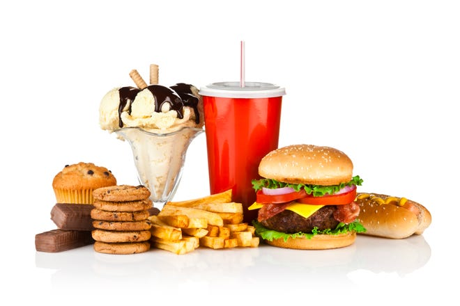 A global study linking one in five deaths to poor diet found people overeat processed meat, sodium and sugary drinks.