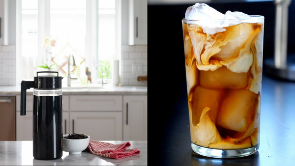 It's finally iced coffee season and our readers are getting ready to make their own with the best cold brew coffee maker.
