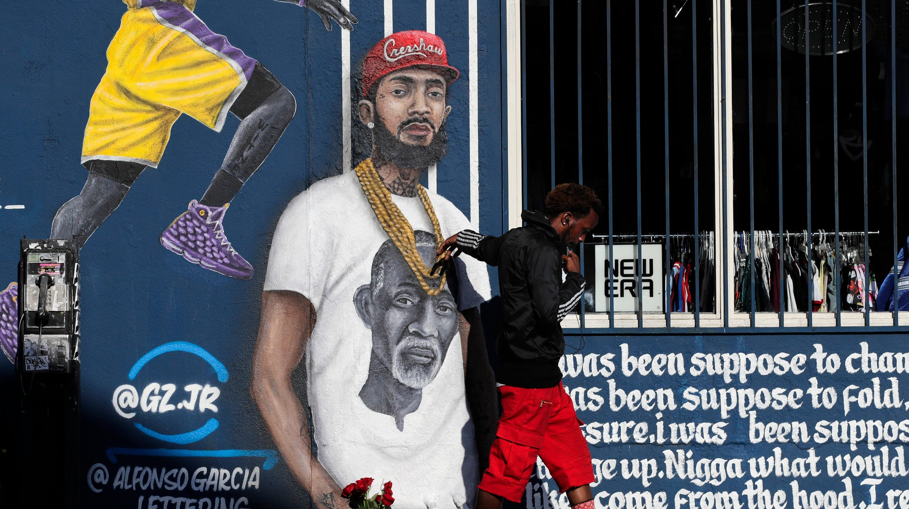 Nipsey Hussle's music sales spike after his death