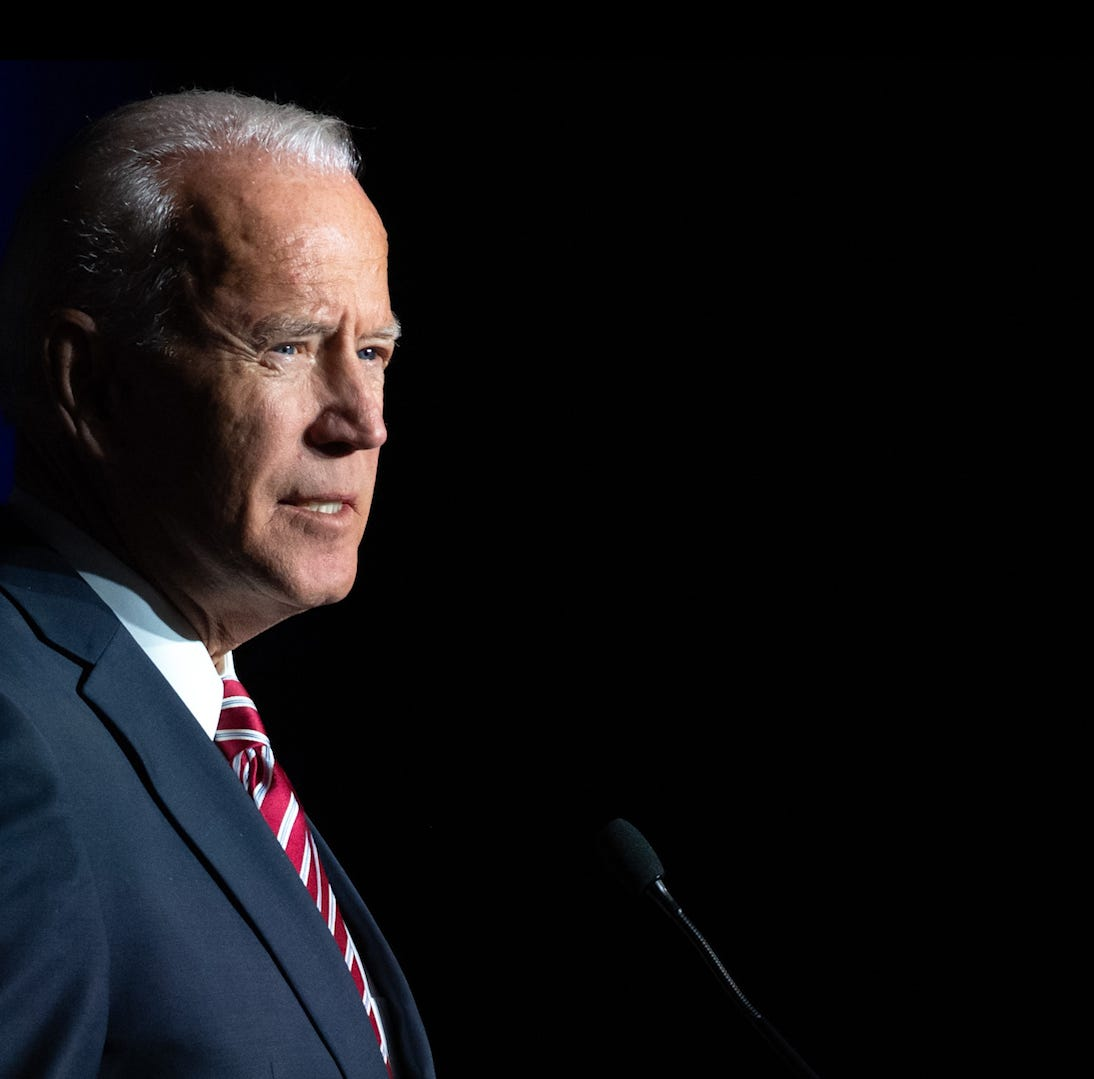 Biden: 'I'm sorry I didn't understand more' about behavior,' addresses 2020 run