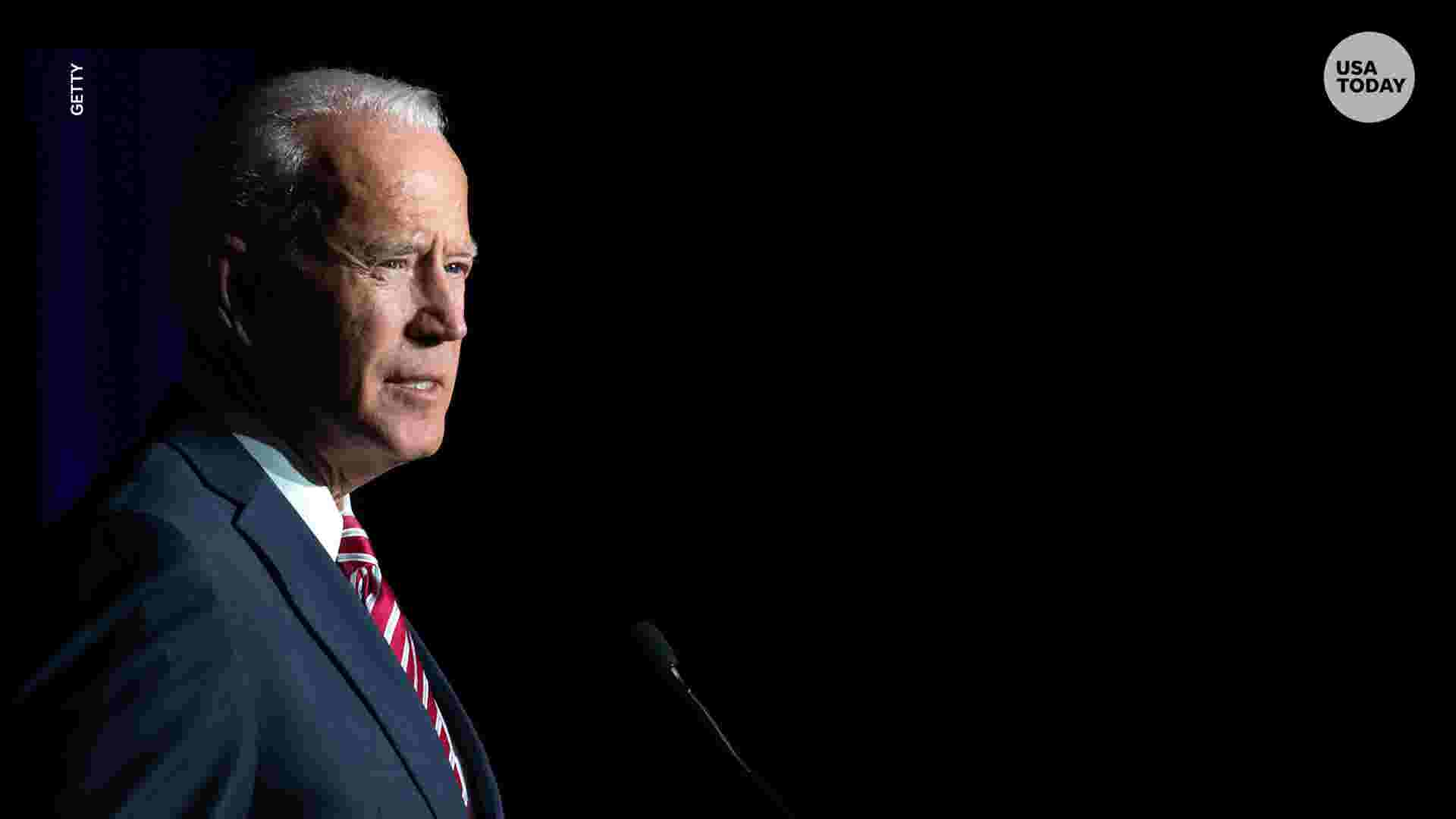 Joe Biden Says He Ll Be More Mindful Of People S Personal Space