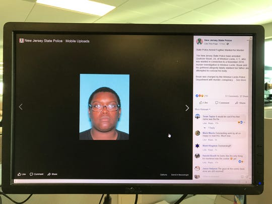 Police tracked Quahzier Bouie from Windsor Locks, Conn. to Neptune, N.J.