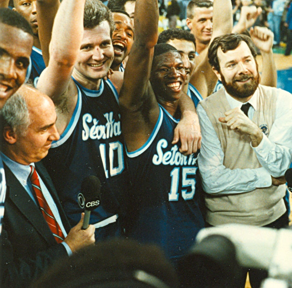 Seton Hall basketball: A look back at the 1989 Final Four run, 30 years later
