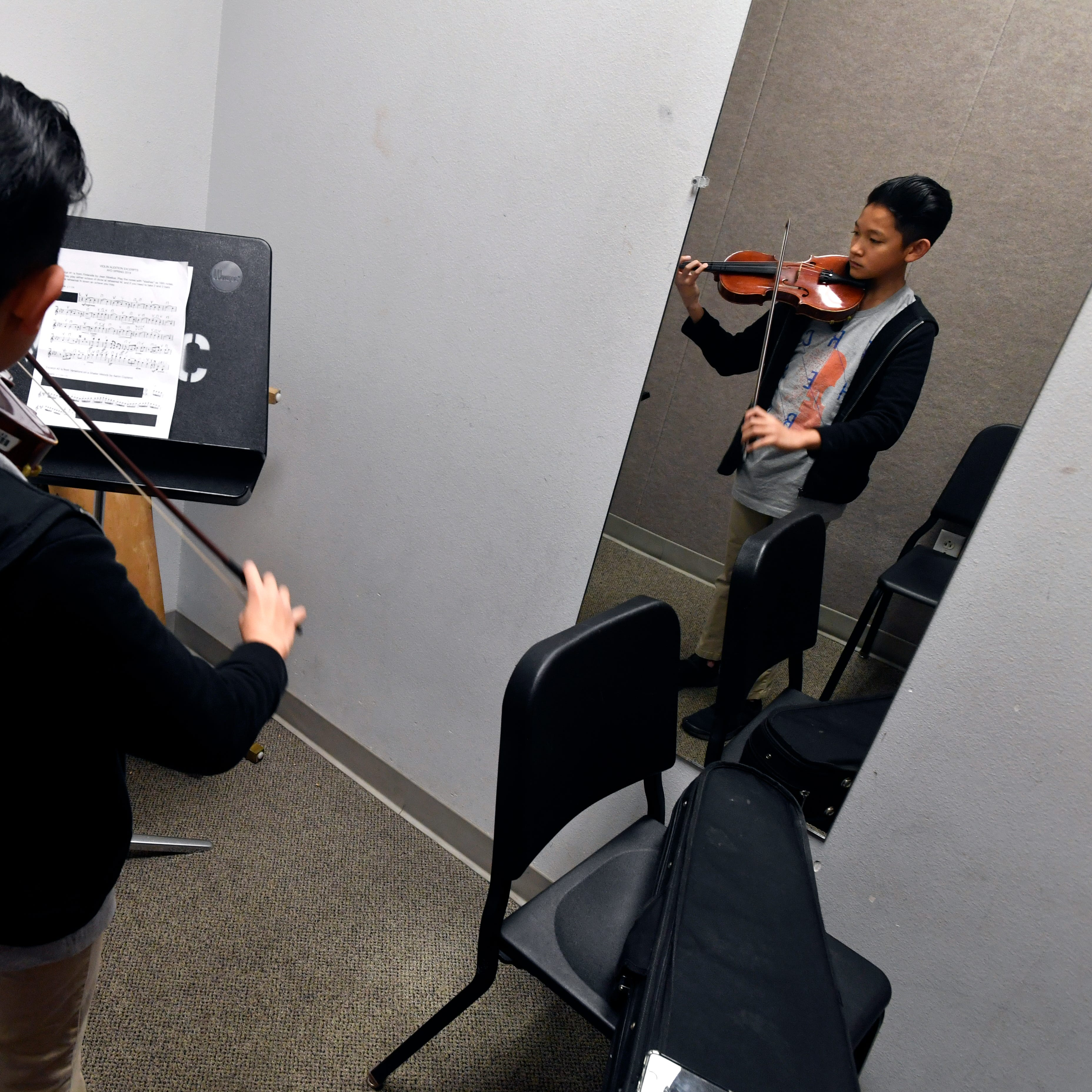 Abilene Youth Orchestra concert hails return of classical music for young musicians