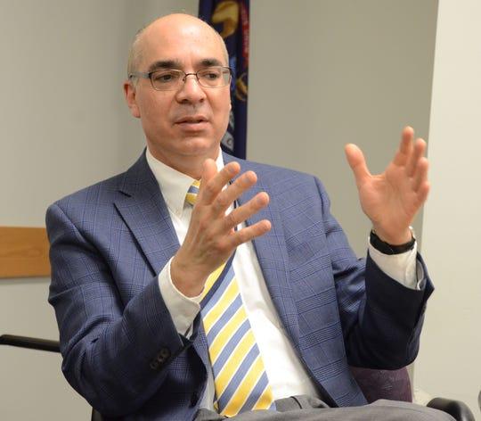 David Makled is the Calhoun County chief public defender.