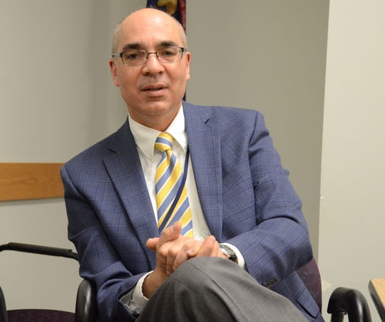 David Makled said his work as a prosecutor will help him defend clients.