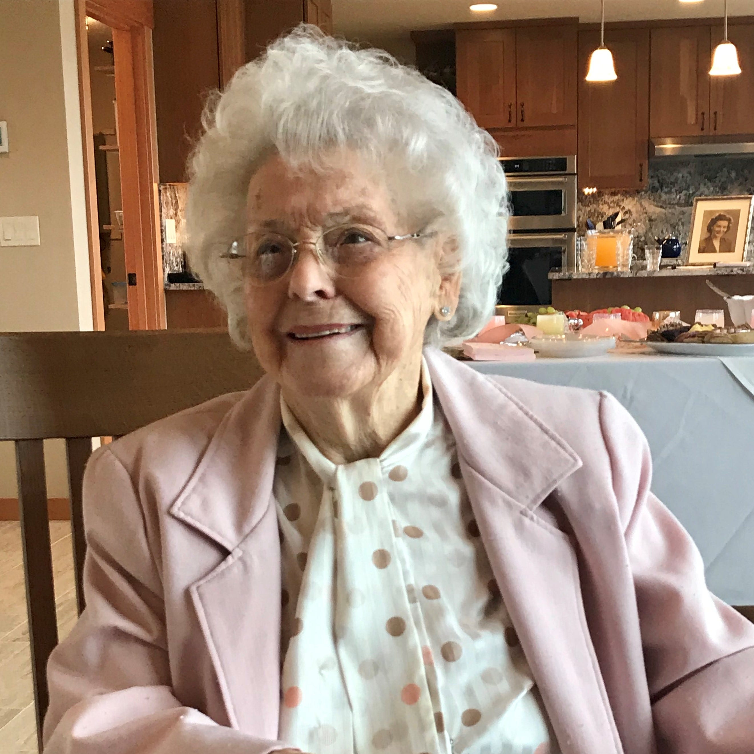 100th birthday: Rosalie (Bly) Miller