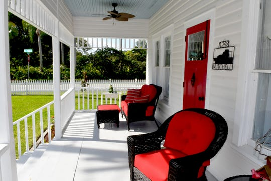 The Melbourne home of Steve Mitchell on Highland Avenue is part of the 2019 Historic Eau Gallie Home & Garden Tour. The tour takes place from 9:00am- 3:00pm on Saturday, April 13, and starts at the Rossetter House Museum and Gardens.