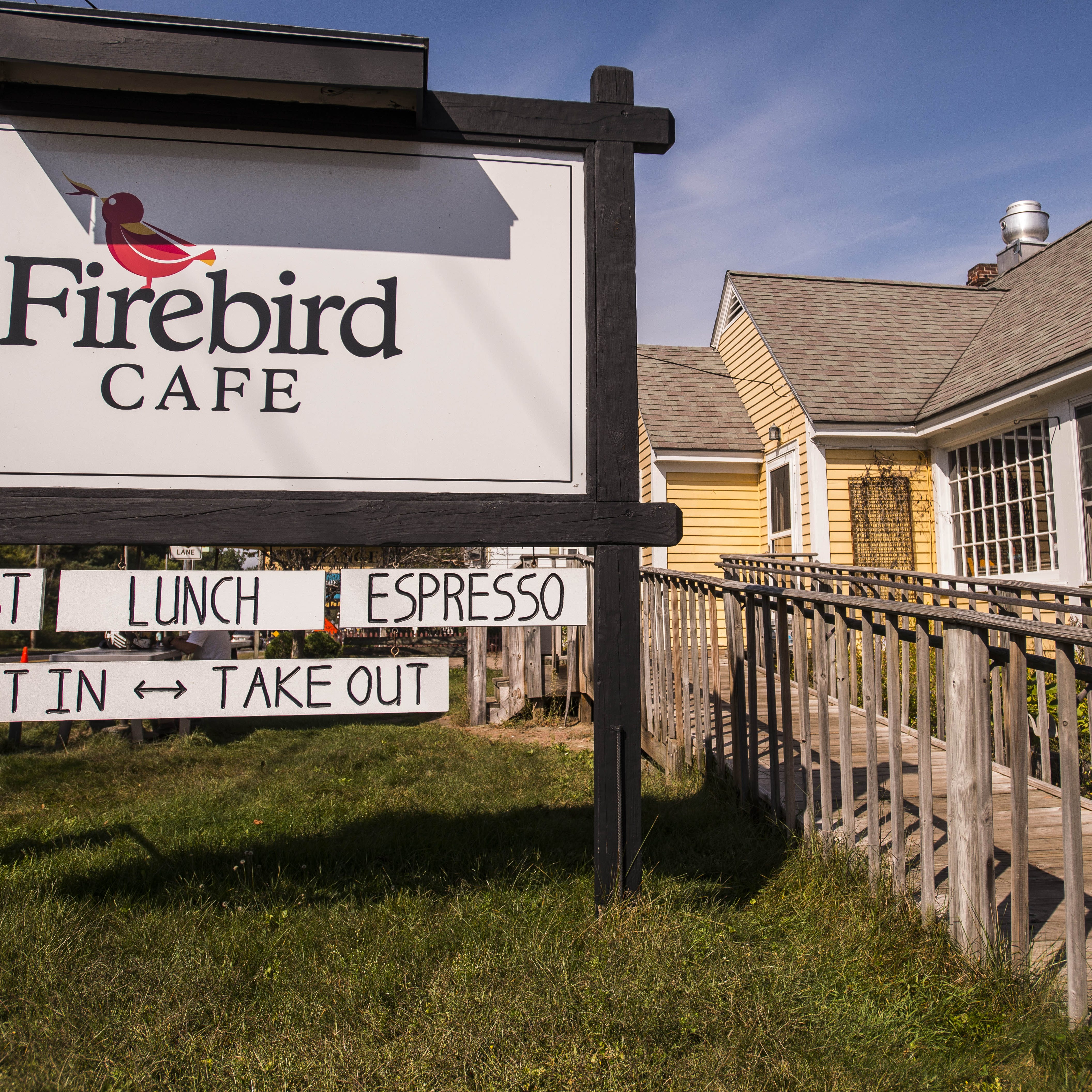 Firebird Cafe in Essex Junction is moving from Pearl Street