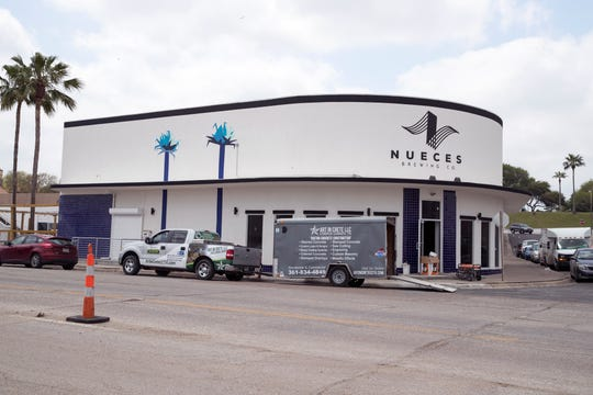 The transformation of 401 S. Water Street continues on Thursday, April 4, 2019 into the home of Nueces Brewing Company. It was once a car dealership and later became a news station. Over the years several small businesses have taken over the space. The 67,000 square foot facility has been transformed into a craft brewery with plans to open in June.