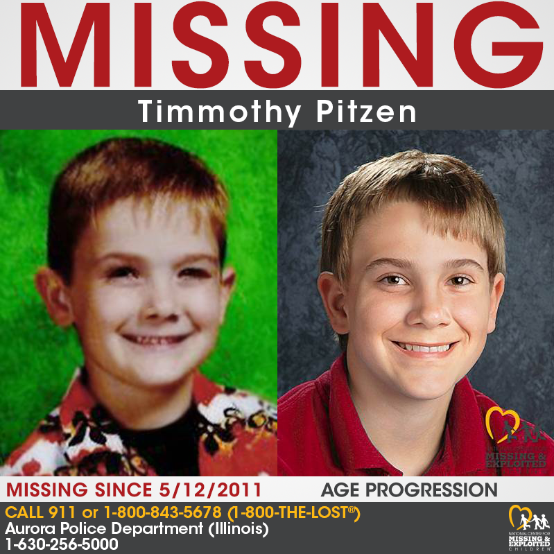 Timmothy Pitzen: The bizarre backstory of his disappearance