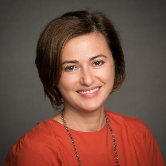 Dr. Angela Alistar is medical director of GI medical oncology at Morristown Medical Center, Atlantic Health System Cancer Care.