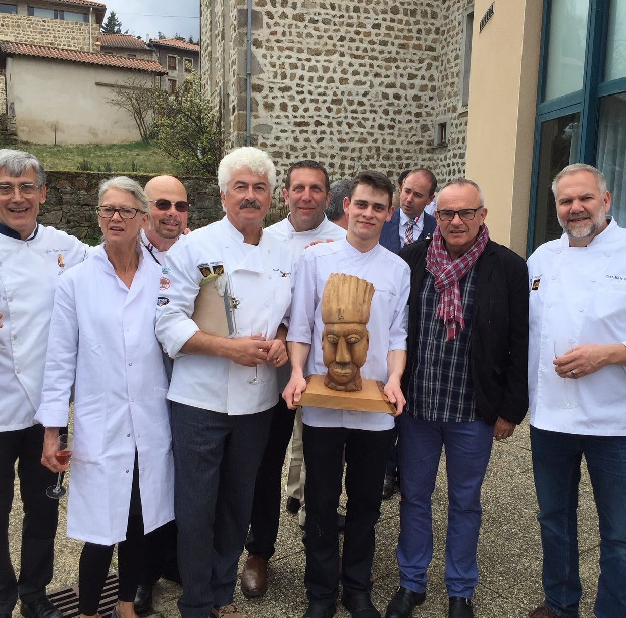 Des Moines has a culinary sister city in France, and these chefs visited for a contest
