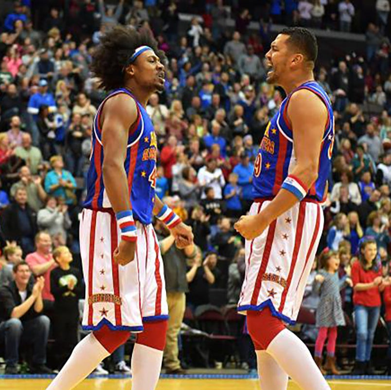Harlem Globetrotters to perform at Wells Fargo Arena on April 14