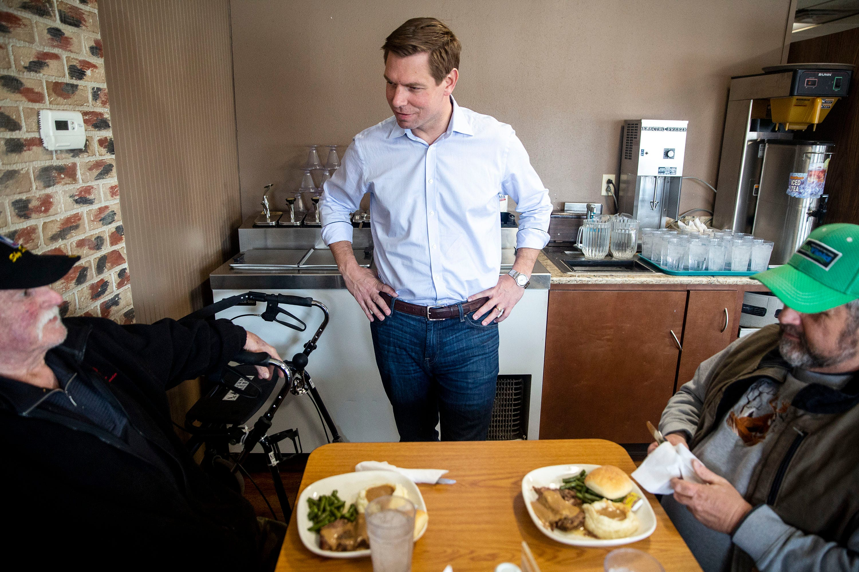 Eric Swalwell, congressman from California, joins crowded 2020 Democratic presidential field