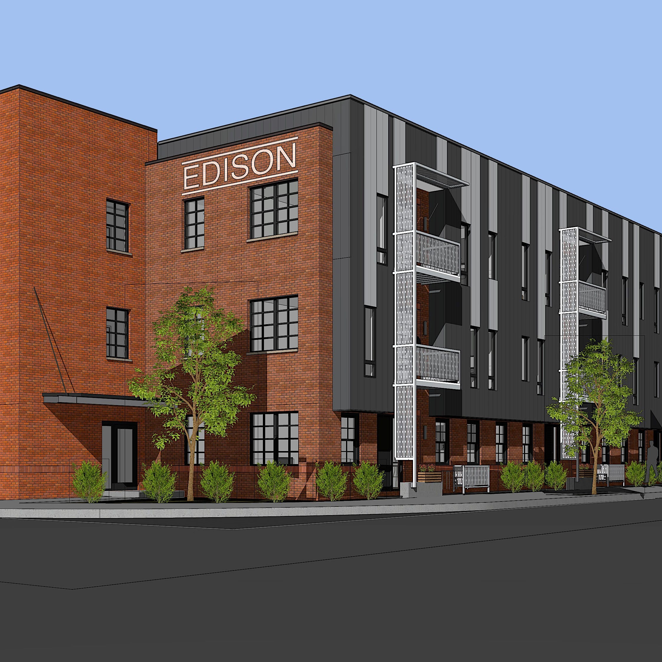 Hubbell plans 'affordable' for-sale condos for the south side of downtown Des Moines