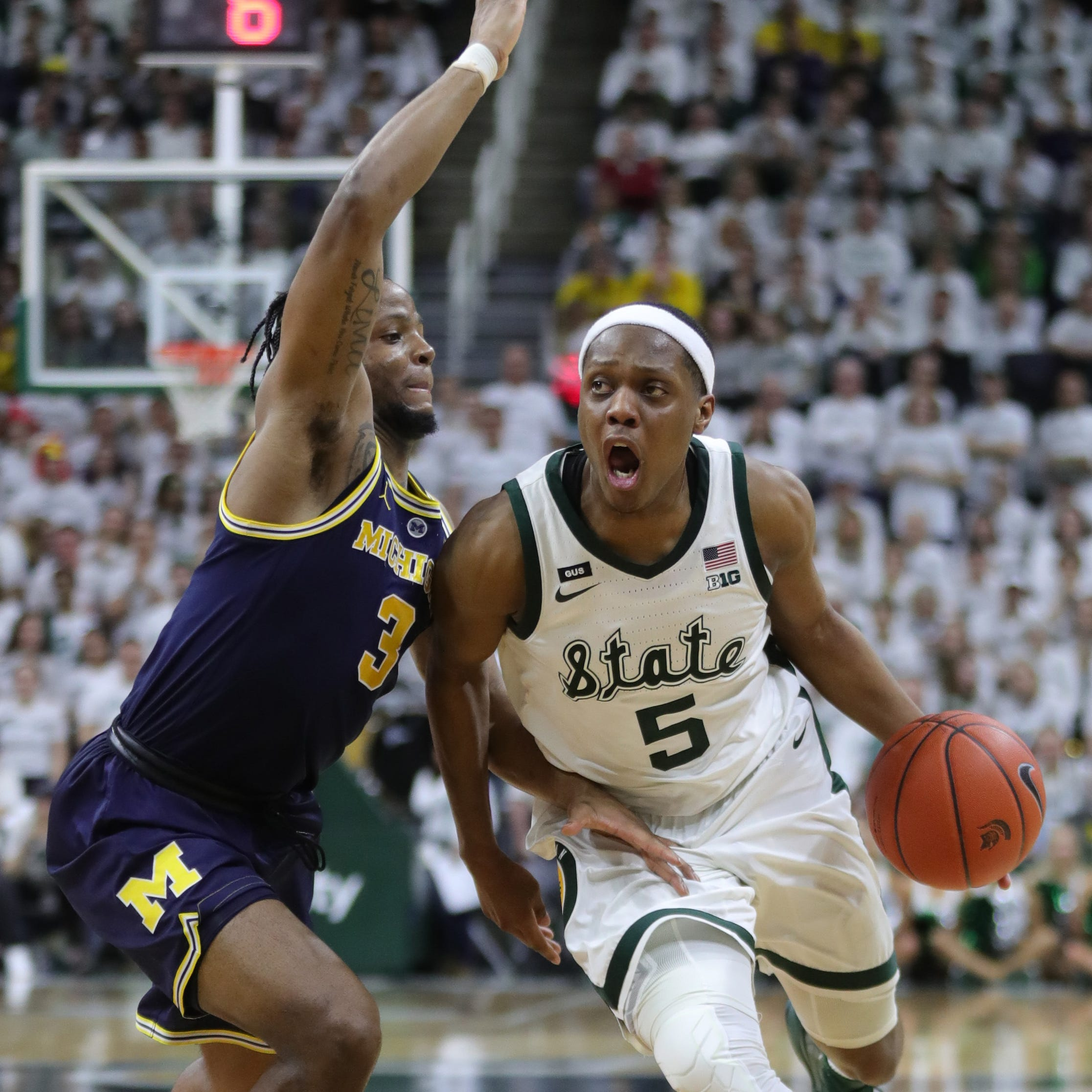Michigan State and Michigan basketball both set up to make deep 2020 run