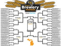 Founders, Short's, Bells, North Peak reach Final Four of 2019 Michigan Brewery Madness