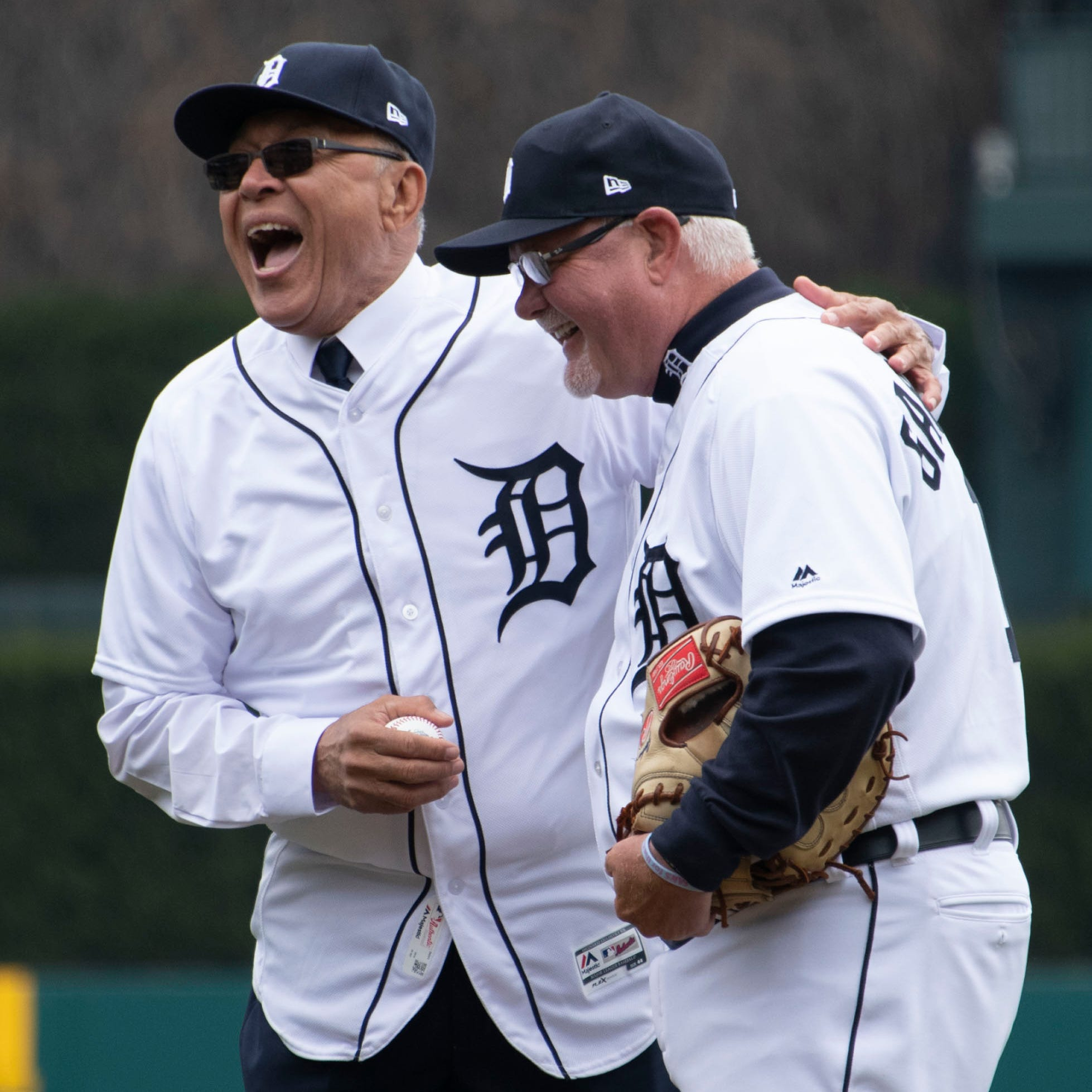 Willie Hernandez survived health scares, proud of Tigers Opening Day 'honor'