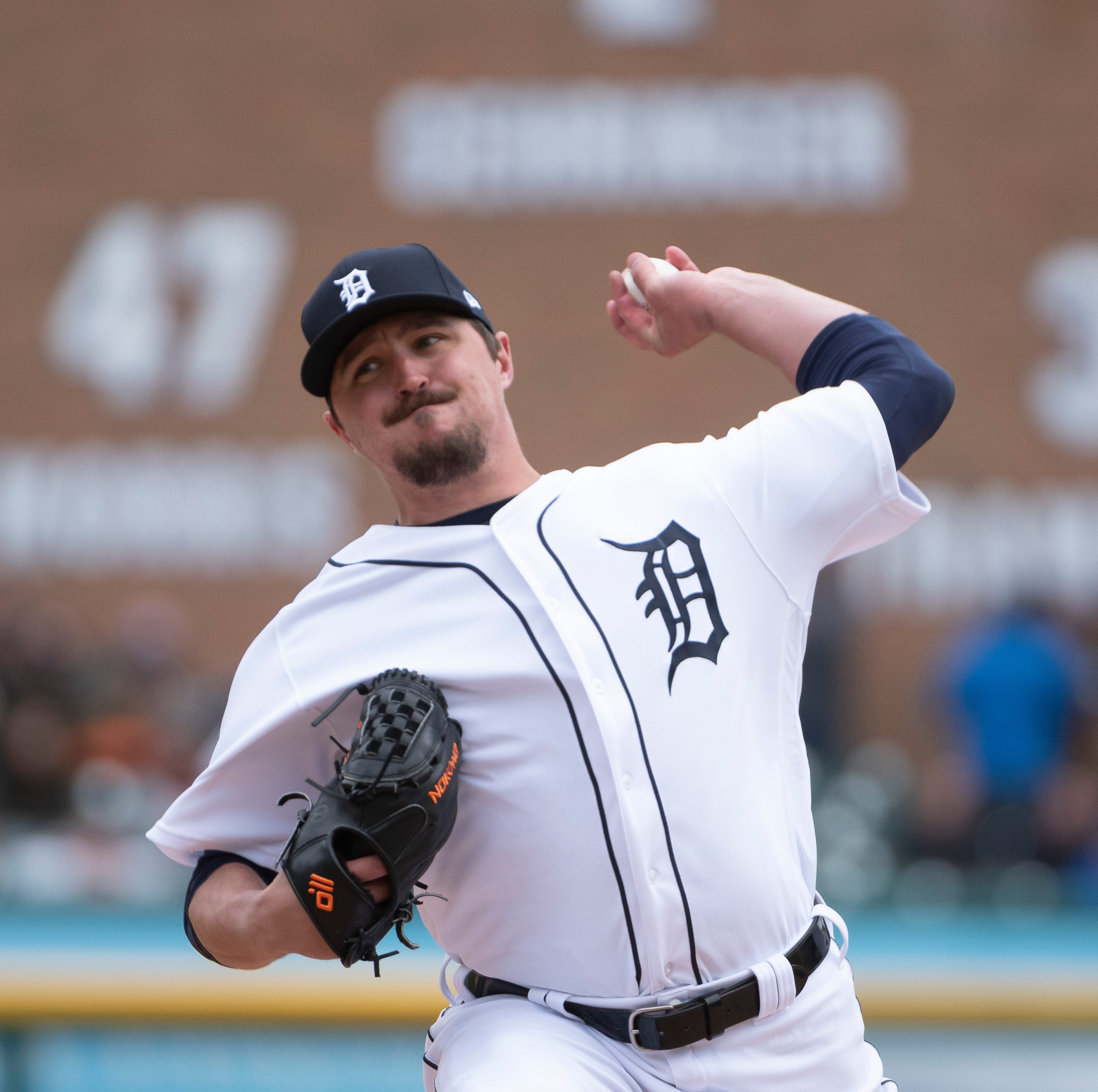 Adapt or die: Tigers Blaine Hardy continues to refine, reimagine his pitch mix