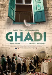 """Ghadi"" will be showing Saturday at 3:15 p.m."