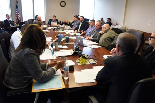 TThe 16-member police and fire pension fund's board of trustees approved a resolution last month challenging the raises. It requested that the investment committee address the concerns of the trustees in writing within 45 days.