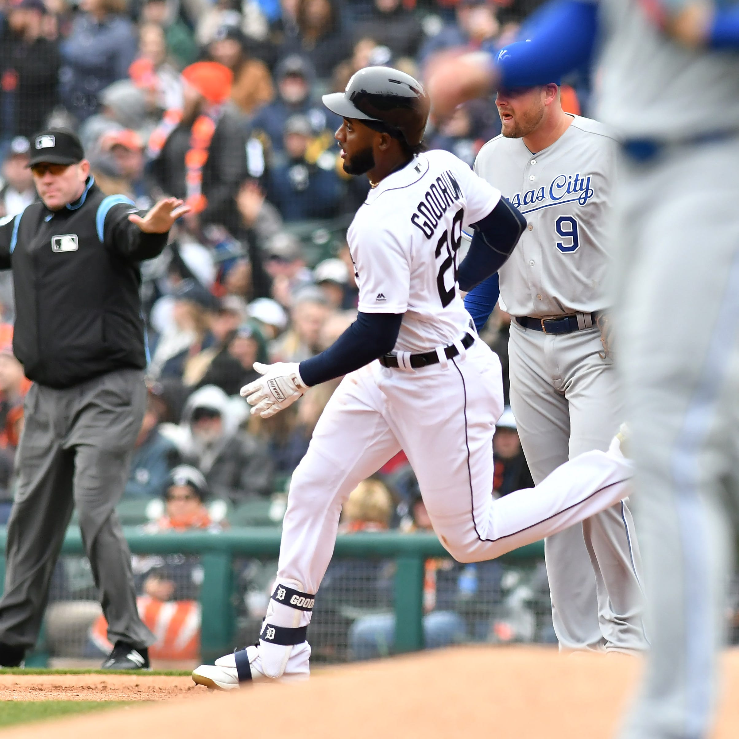 'A lot of good things going on': Youngsters come through on Opening Day as Tigers win again