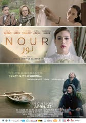 """Nour"" will be showing Saturday at 12:30 p.m."