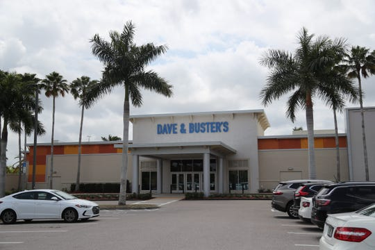The 40,000-square-foot Dave & Buster's opened April 8 at Bell Tower Shops in south Fort Myers.