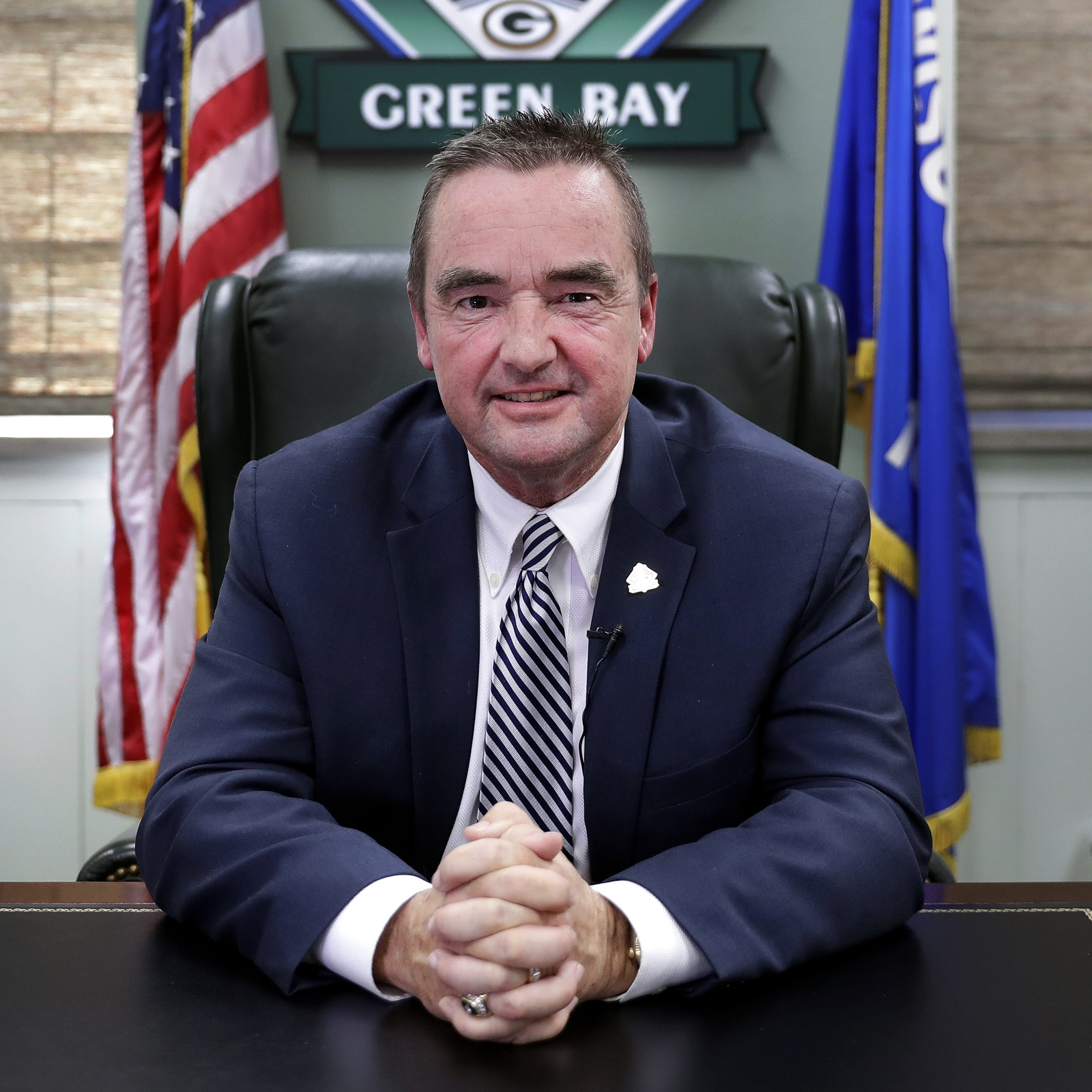 'I don't want to be mayor for life': After 16 years in office, Jim Schmitt embraces change