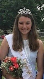 Sydney Koch was crowned Miss Copperfest last year.