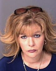 A Brook Graham mugshot from 2006.