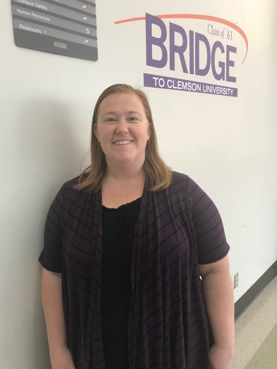Kristen Karasek is the director for bridge programs and educational partnerships at Tri-County Technical College.