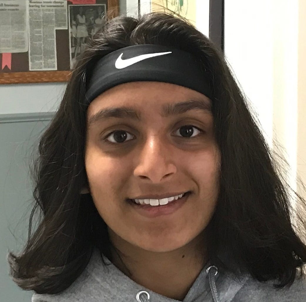 CMR's Parambi finishes fourth as State AA tennis meet wraps up