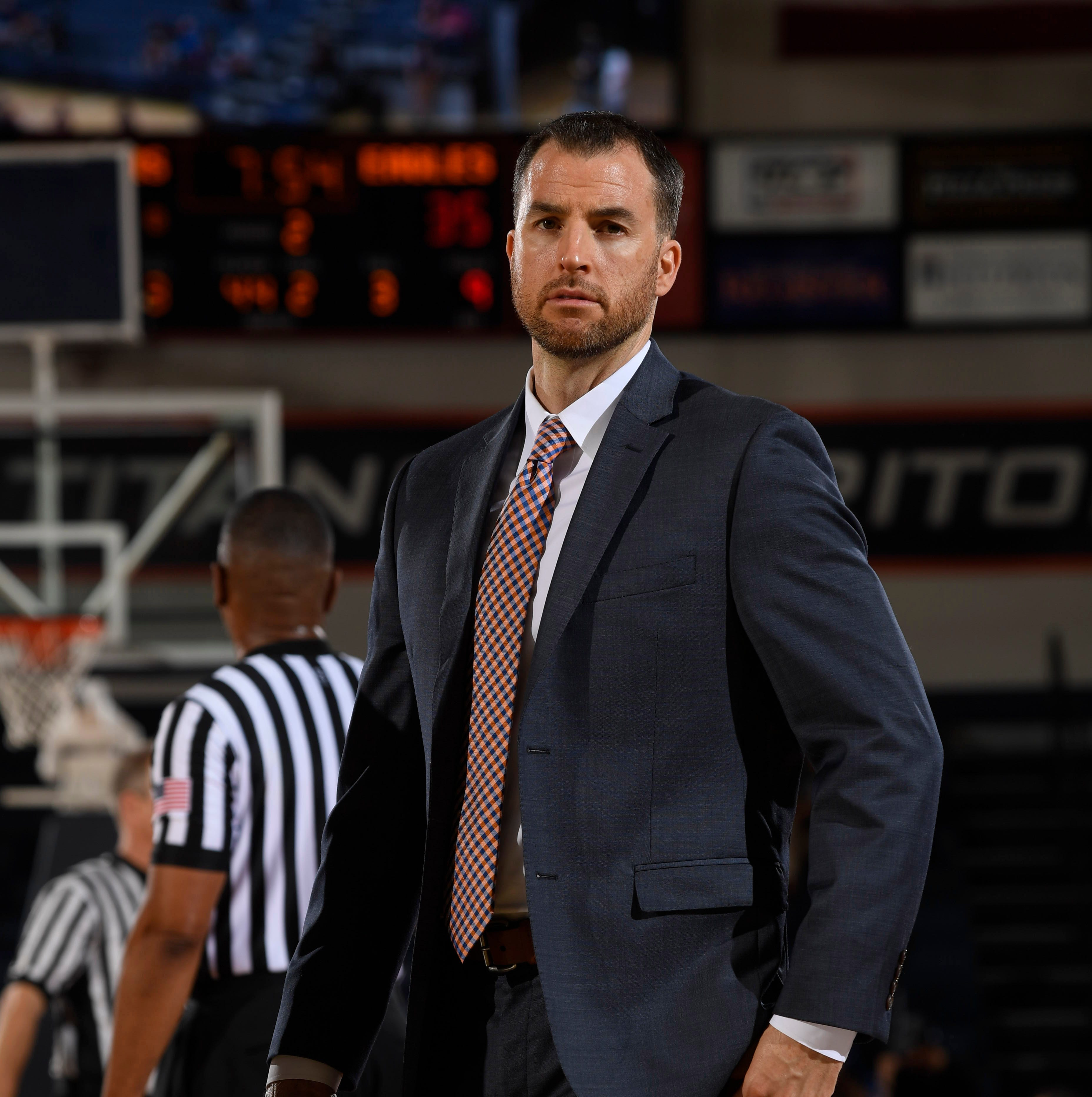 Updated: Sprinkle named new Bobcat men's basketball coach