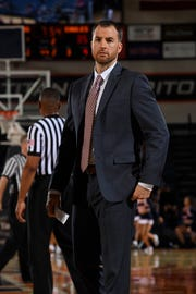 Danny Sprinkle has been an assistant men's basketball at Cal State Fullerton the last six seasons.