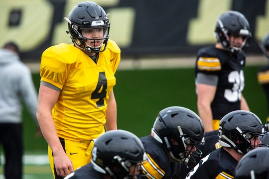 Quarterback Nate Stanley, the unquestioned third-year starter, is the Hawkeye who will have the most impact on the 2019 season.