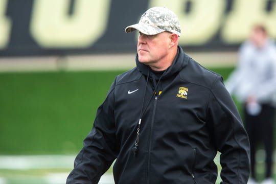 Longtime strength and conditioning coach Chris Doyle is arguably the most important individual in the Hawkeye football program.