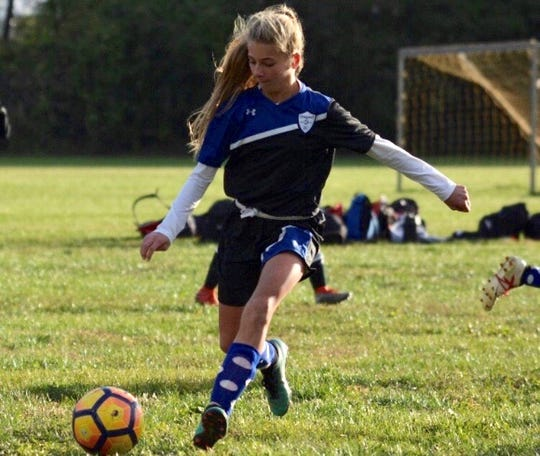 IU women's soccer takes commitment from 7th grader Lexi Watkins