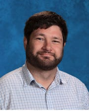 Mt. Vernon Middle School teacher Adam Bisesi.