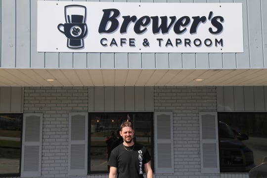 Riley Laser is the owner of Brewer's Cafe & Taproom.