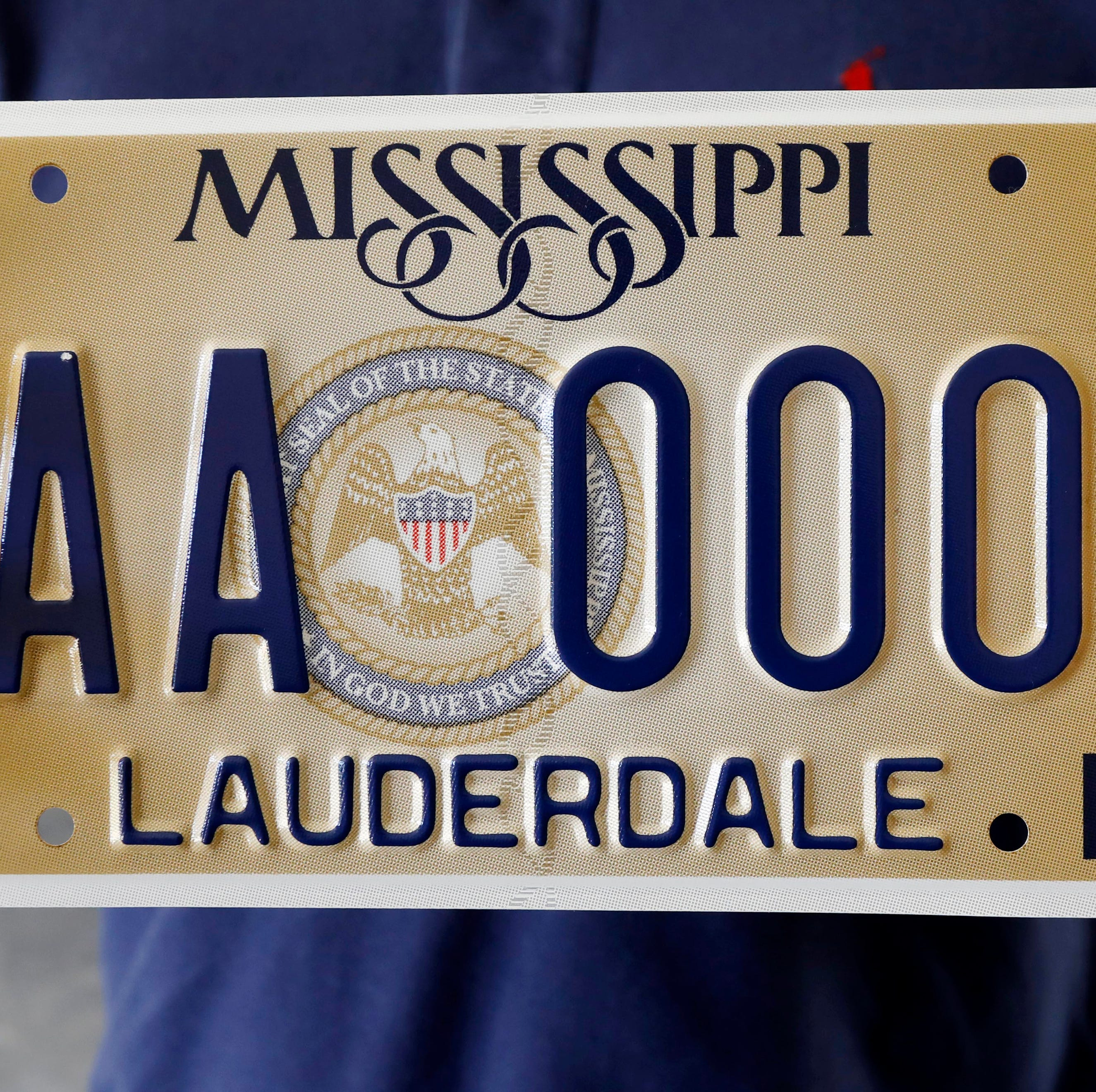 'In God We Trust': Humanist group objects to Mississippi license plate, threatens to sue
