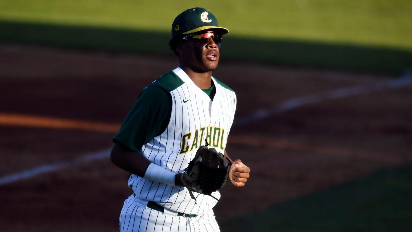 Kaden Martin, son of Tennessee football legend Tee Martin, gets offer from Vols baseball