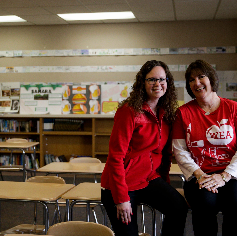 Indiana ranks last for teacher salary raises, teachers say it's time to start walking