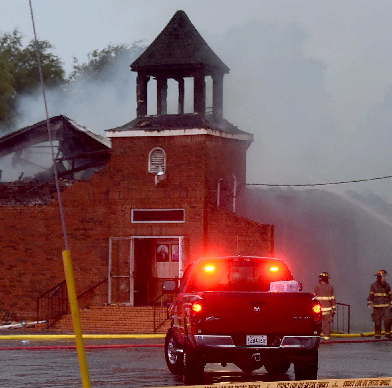St. Landry Parish church fires: What we know now