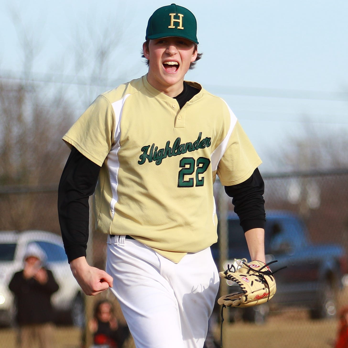 Unhittable? Howell's Luke Russo throws second straight no-hitter against Hartland