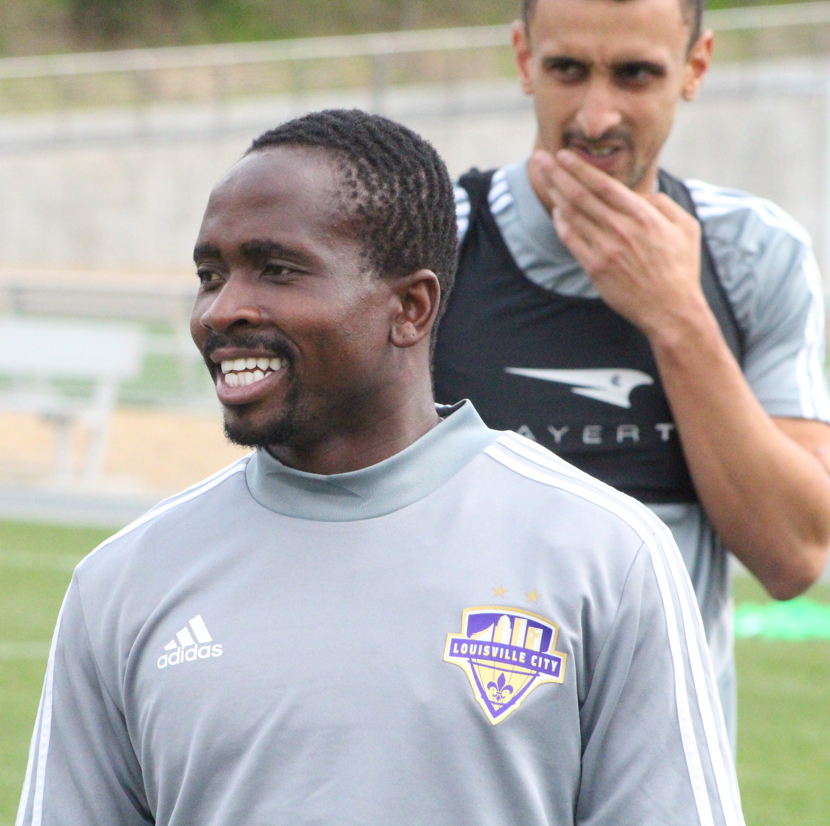 Louisville City FC's Sunny Jane waits for 'electrifying' debut with hometown team