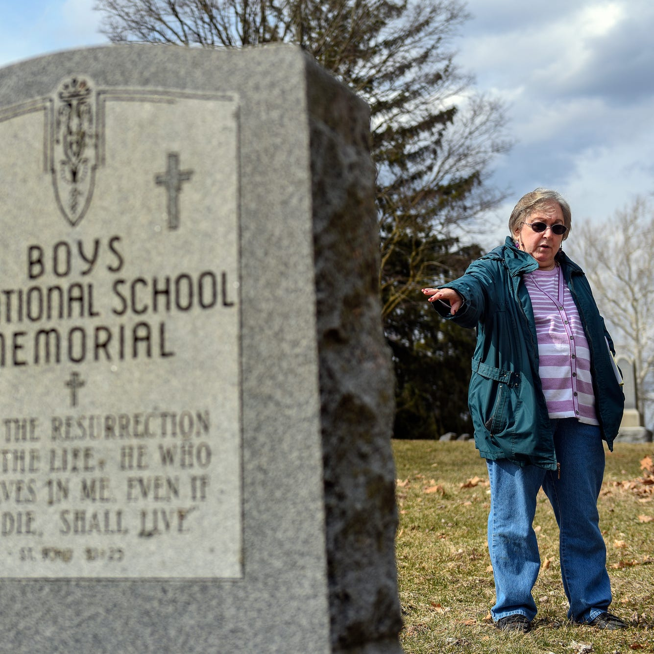 60 boys lie in unmarked graves at Mt. Hope Cemetery. They deserve 'recognition that they had lived and died.'