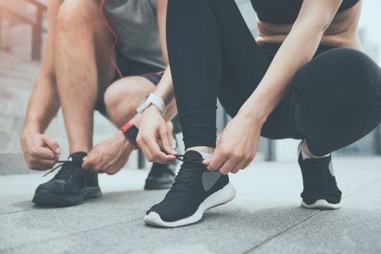 The Centers for Disease Control and Prevention (CDC) recommends individuals get at least 150 minutes of moderate exercise or 75 minutes of vigorous exercise per week.